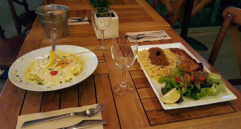 Il Giardino - Restaurant italien du Cap Ferret