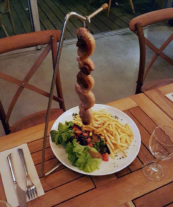 Restaurant italien pizzeria au Cap Ferret